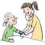 ひ乃木ケアリング看護ステーションの健康チェック