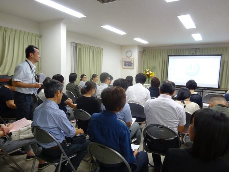 ひ乃木では産学連携も積極的に行っています。